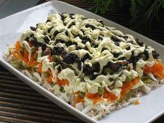 Рецепт этого салата у вас будут выпрашивать все