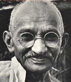 Mahatma Gandhi was an only child