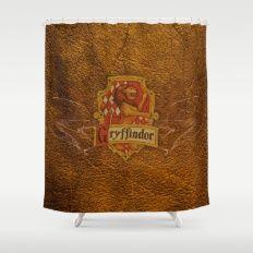 Gryffindor Shower Curtain