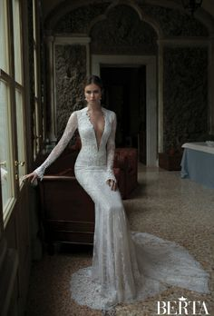 BERTA 2014 Bridal Collection. Unlike anything else.