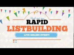 Rapid Listbuilding 2.0 Webinar with Lou Bortone and Clay Collins