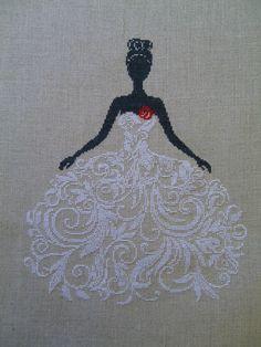 Wedding Cross Stitch Patterns, Cross Stitch Flowers, Cross Stitch Designs, Cross Stitch Animals, Le Point, Surface Design, Needlework, Print Patterns, Snoopy