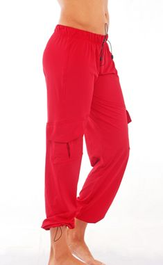 Clothing, Shoes & Accessories Activewear Tek Gear Mens Large Pants Red Zippered Ankles Warm Up Track Runner Workout Can Be Repeatedly Remolded.
