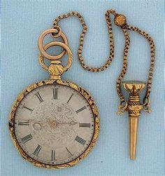 Bogoff Antique Pocket Watches #5734