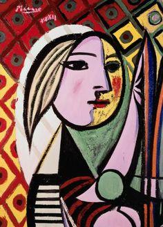 Omaggio a Picasso - Foto 1 di 24 - Radio Monte Carlo Pablo Picasso Artwork, Picasso Cubism, Picasso Portraits, Picasso Paintings, Picasso Woman Painting, Line Art, Francis Picabia, Georges Braque, Famous Art