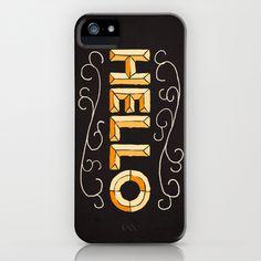 Hello iPhone & iPod Case