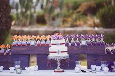 Cake ball lollipops, carrot cake, my sweet and saucy, Stephanie Williams, wedding cake