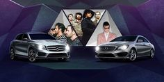 How to win Evolution Tour tickets by test driving a CLA-Class or GLA-Class