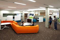 UCLA's Young Library Undergoes Landmark LEED Gold Renovation