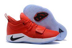 "904dcfc4887572 Nike PG 2.5 ""Fresno"" Gym Red Dark Obsidian-White BQ8452-600"
