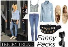 """Fanny Packs-Rihanna"" by just-em-58 on Polyvore"