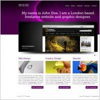 Euphoria 01 Template | Website Design Alaska  | #web #webdesign #WebsiteDesignAlaska  |