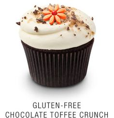 Georgetown Cupcake | DC Cupcakes | {Different Gluten Free Option Every Day of the Week!}