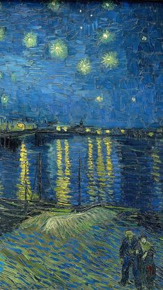 Awesome Vincent Van Gogh iPhone Wallpapers - WallpaperAccess
