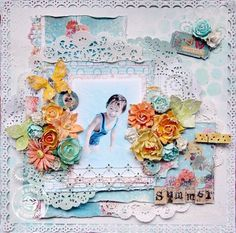 Zephyr Layout by Maiko Kosugi for Prima