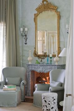 Gorgeous room by Barry Darr Dixon