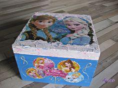 Mój świat - HANDMADE: Skarby księżniczek pudełko 1