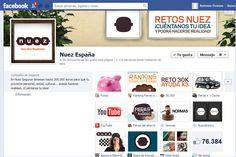 Nuez en Facebook