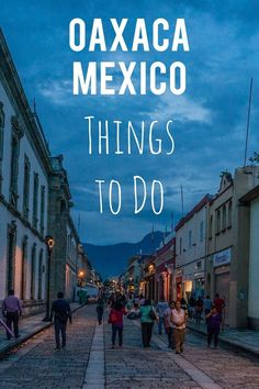 I'd heard so much about the City of Oaxaca over the years, all the way back to friends in college that studied abroad there, along with other travelers. It had the reputation for being an incredibly … http://www.desktodirtbag.com/oaxaca-mexico-things-to-do/?utm_campaign=coschedule&utm_source=pinterest&utm_medium=Desk%20to%20Dirtbag&utm_content=Three%20Things%20You%20Must%20Do%20When%20Visiting%20Oaxaca%2C%20Mexico