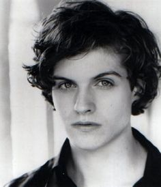 Daniel Sharman, look at his HAIR!!