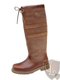 waterproof ladies leather country boots - Google Search