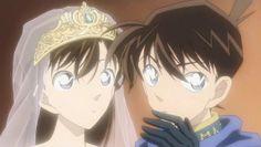 Ran & Shinichi (Detective Conan)