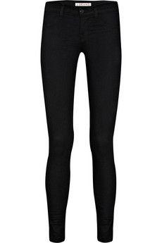 J Brand 901 low-rise leggings-style jeans | NET-A-PORTER