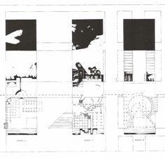 The Manhattan Transcripts, BERNARD TSCHUMI . The Street