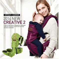 ==> [Free Shipping] Buy Best 2015 Organic cotton baby carrier Sling Toddler wrap Rider canvas Multifunction Breathable Backpacks Activity&Gear suspenders Online with LOWEST Price   32258415395