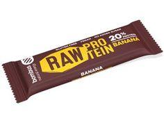 RAW tyčinka protein - banán