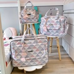 Baby Girl Diaper Bags, Baby Girl Newborn, Double Baby Strollers, Hype Bags, Cute Suitcases, Luxury Luggage, Diaper Storage, Cute Luggage, Baby Swag