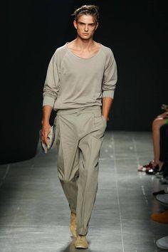 Bottega Veneta Spring-Summer 2015 Men's Collection
