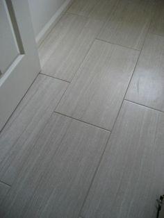 gray tile floors 12 x 24 | Florim Stratos Avorio 12x24 porcelain floor tile. Oh my! I have a ...