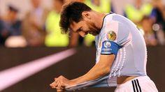 """Messi: """"La Selección ya se terminó para mí"""" – AB Magazine"""
