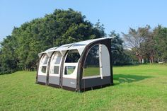 AirDream Vision DL Inflatable Porch Caravan Air Awning by CampTech – Quality Caravan Awnings