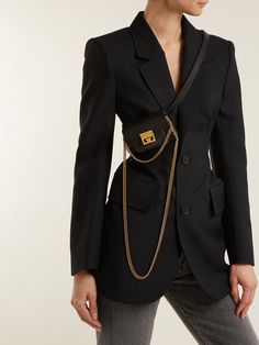 nano suede and leather belt bag Womens Fashion Online, Latest Fashion For Women, Designer Belt Bag, Givenchy, Waist Purse, Leather Belt Bag, Suede Leather, Trendy Swimwear, Cloth Bags
