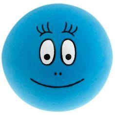 Barbabenno bal (blauw)  #Barbapapa #Barbabenno #bal #ballen #voetbal #spelen