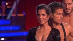 """Trio Dance"" In Dancing With The Stars 2012"