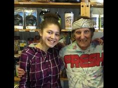 Raw Vegan Teen Miliany Bonet interviews Arnold Kauffman, the owner of a world-renwoed organic raw vegan cafe located in the raw food capital of the world, Lansdale, PA.
