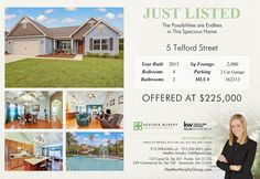 Check out http://HeatherMurphySold.com   for more info! Keller Williams Realty-CAP 912-356-5001 #heathermurphykw #savannah