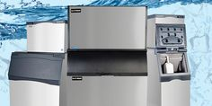 guide to commercial ice makers and different types of ice