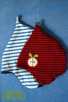 lillemo: Häkeläpfel für meine Jungs