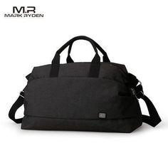 11464298feb4 MARK RYDEN Minimalist Canvas Travel Bag  businessTravel  Bag Travel  Specials