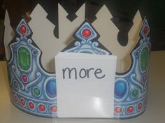 sight word crown game - Google Search