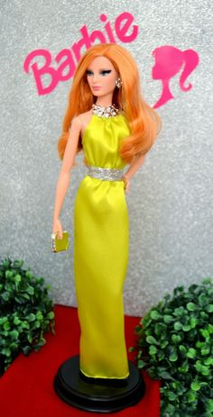 Mi casita de muñecas: Barbie Look Red Carpet