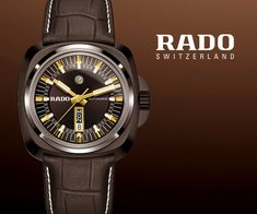 Rado Hyperchrome R32170305 watch for #men at The Prime - Luxury Watch Boutique