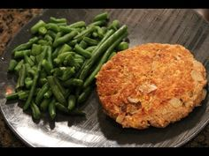 Cheap Bodybuilding Meal:  10 Minute Low-Carb Tuna Patty (use oat bran)