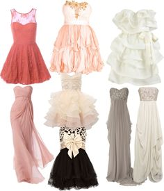 """""""sweet sixteen dresses"""" by boobabybunny77 ❤ liked on Polyvore"""