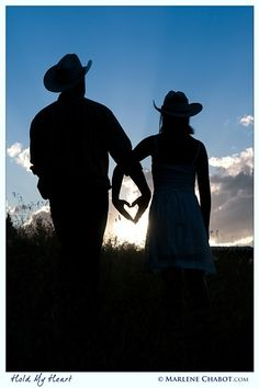 Hold My Heart great idea for save the. Date... think we can hey lance to wear hat?