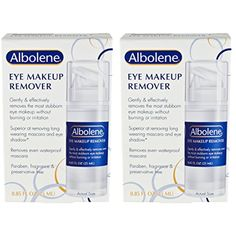 (Pack of 2) Albolene Eye Makeup Remover, 0.85 Ounce EACH *** You can find out more details at the link of the image. (This is an affiliate link) # Makeup